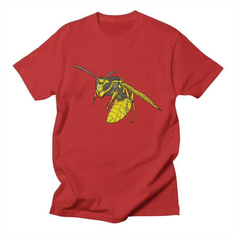 Drone Wasp Women's Unisex T-Shirt by shinobiskater's Artist Shop