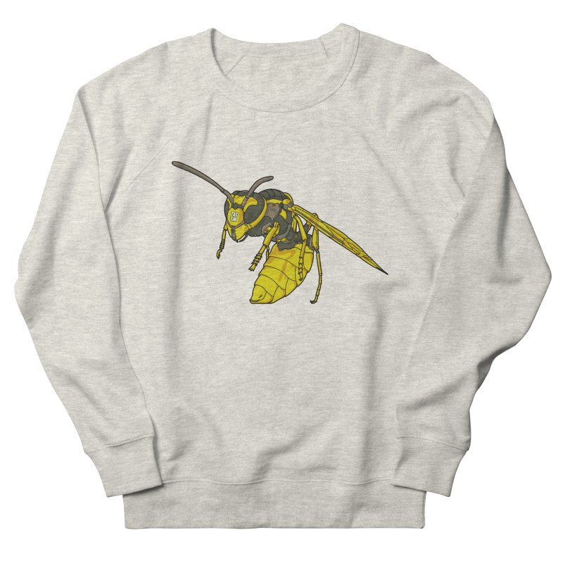 Drone Wasp Women's Sweatshirt by shinobiskater's Artist Shop