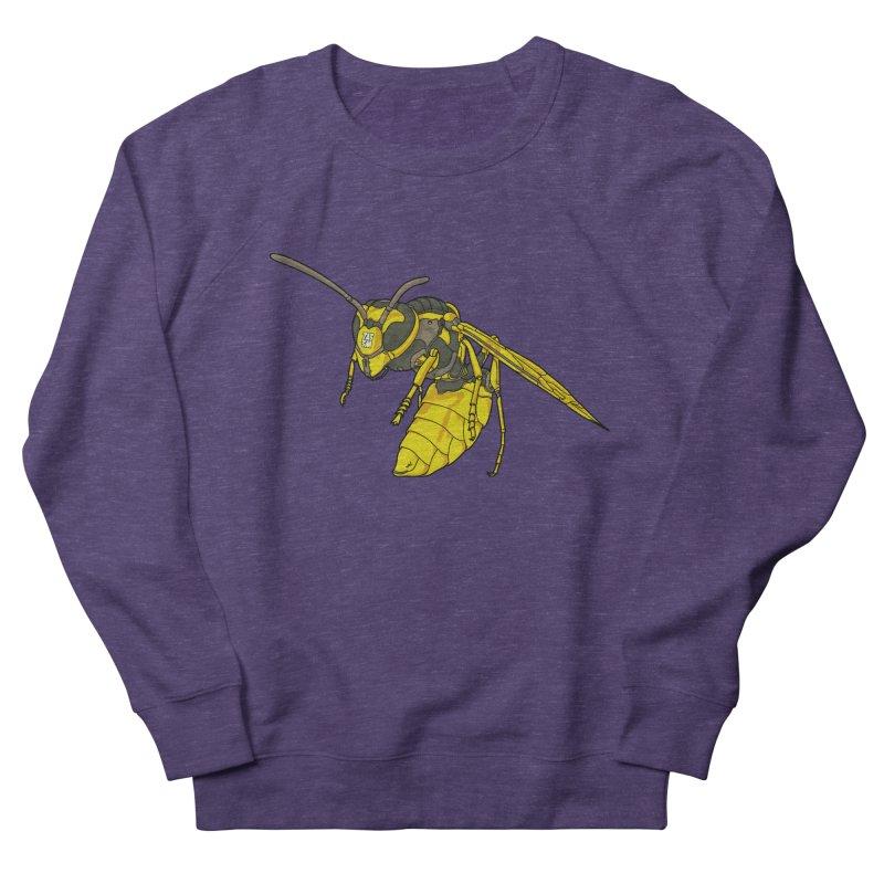 Drone Wasp Men's Sweatshirt by shinobiskater's Artist Shop