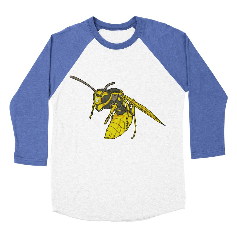 Drone Wasp Women's Baseball Triblend T-Shirt by shinobiskater's Artist Shop