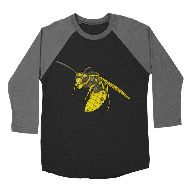 Drone Wasp Women's Baseball Triblend T-Shirt by shinobiskater's Artist Shop