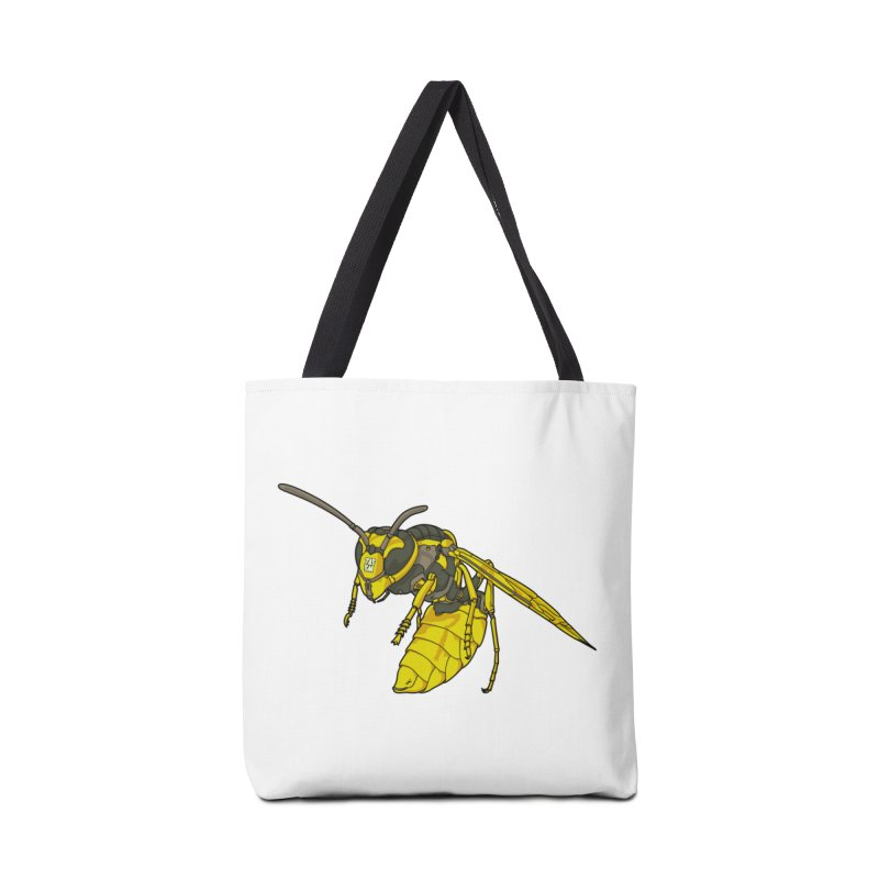 Drone Wasp Accessories Bag by shinobiskater's Artist Shop