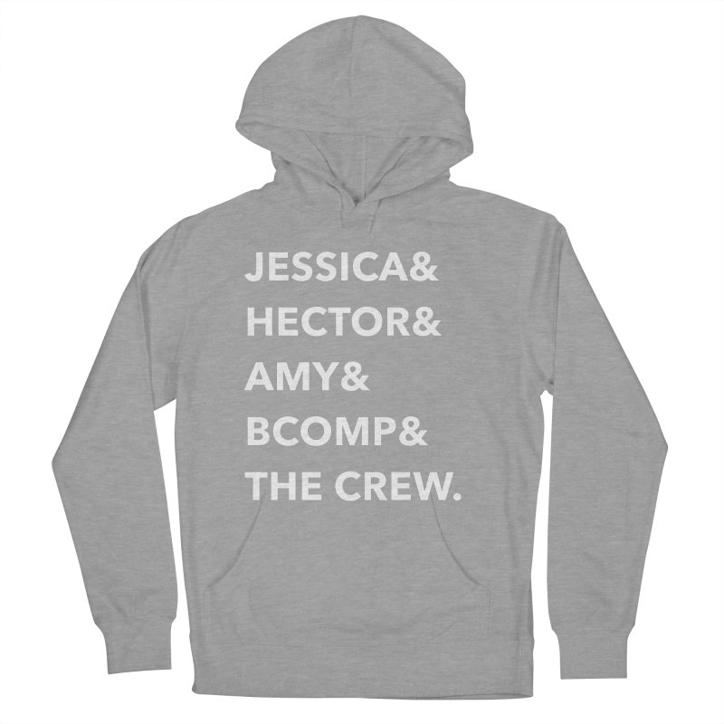 Names Women's Pullover Hoody by shipmatecollective's Artist Shop