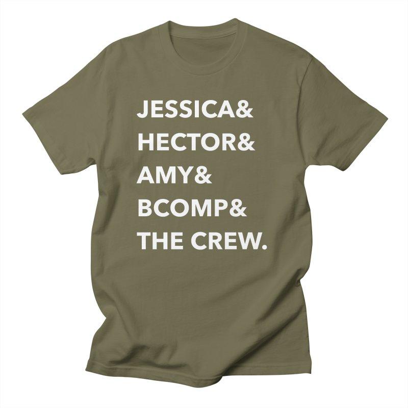 Names Men's T-Shirt by shipmatecollective's Artist Shop