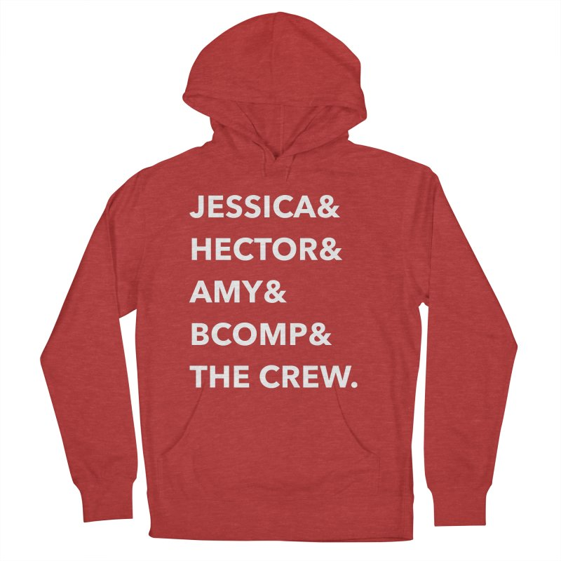 Names Women's French Terry Pullover Hoody by shipmatecollective's Artist Shop