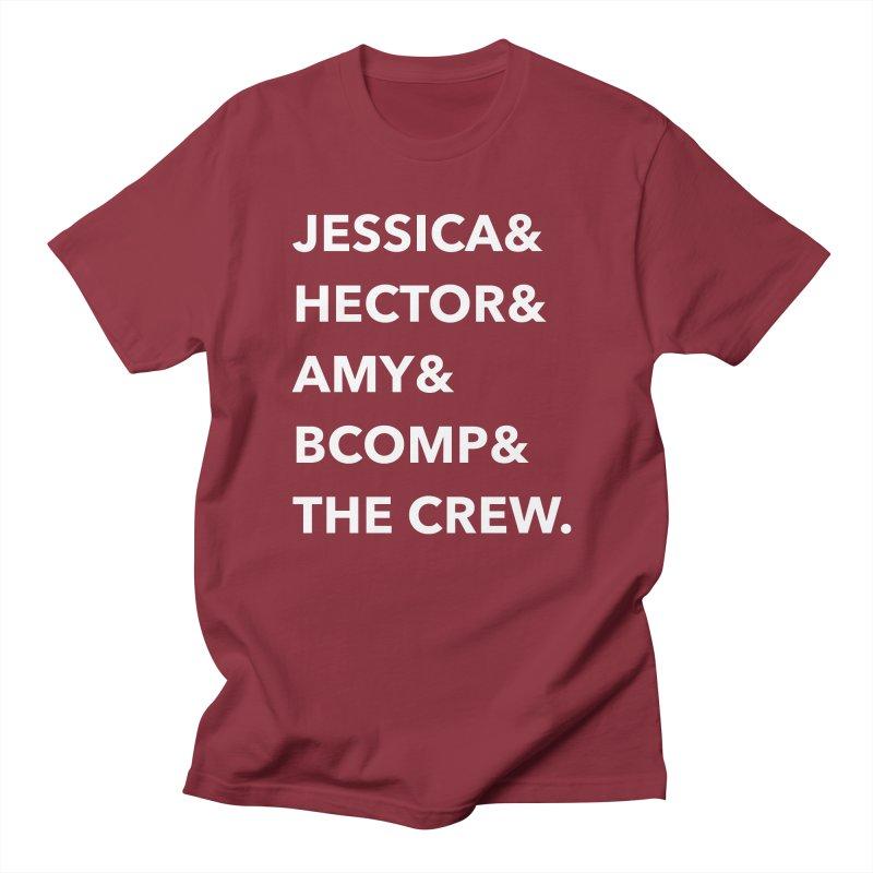 Names Women's Regular Unisex T-Shirt by shipmatecollective's Artist Shop