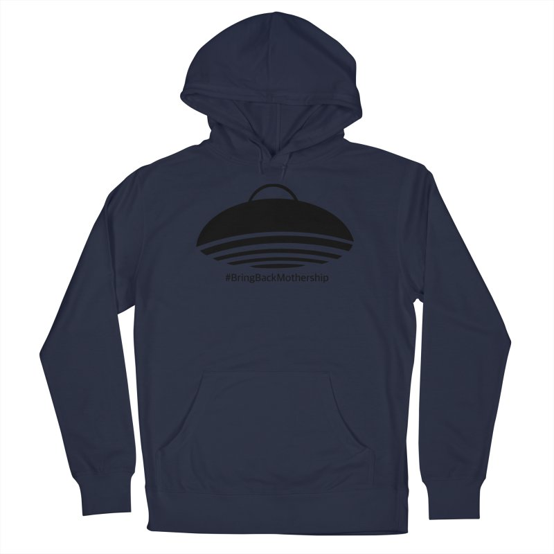 Logo Men's French Terry Pullover Hoody by shipmatecollective's Artist Shop