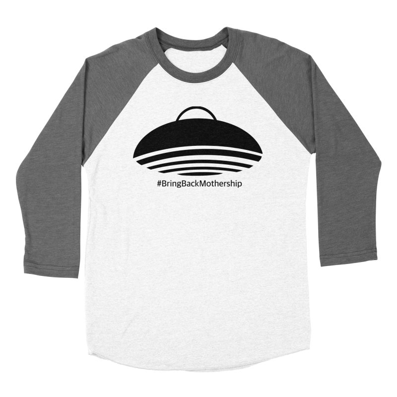 Logo Women's Baseball Triblend Longsleeve T-Shirt by shipmatecollective's Artist Shop