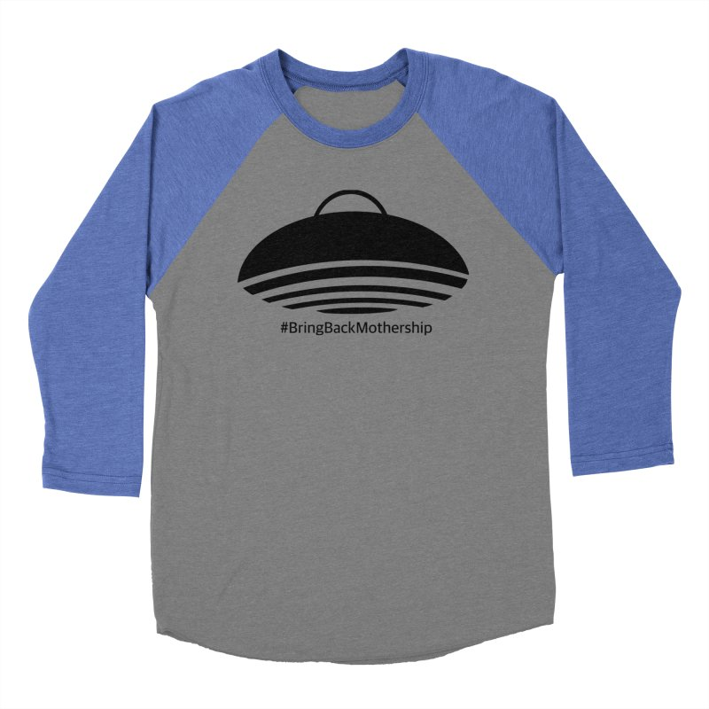 Logo Men's Baseball Triblend Longsleeve T-Shirt by shipmatecollective's Artist Shop