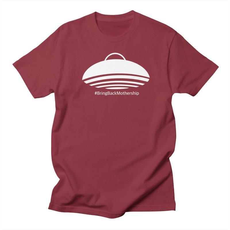 Logo (White) Women's Regular Unisex T-Shirt by shipmatecollective's Artist Shop