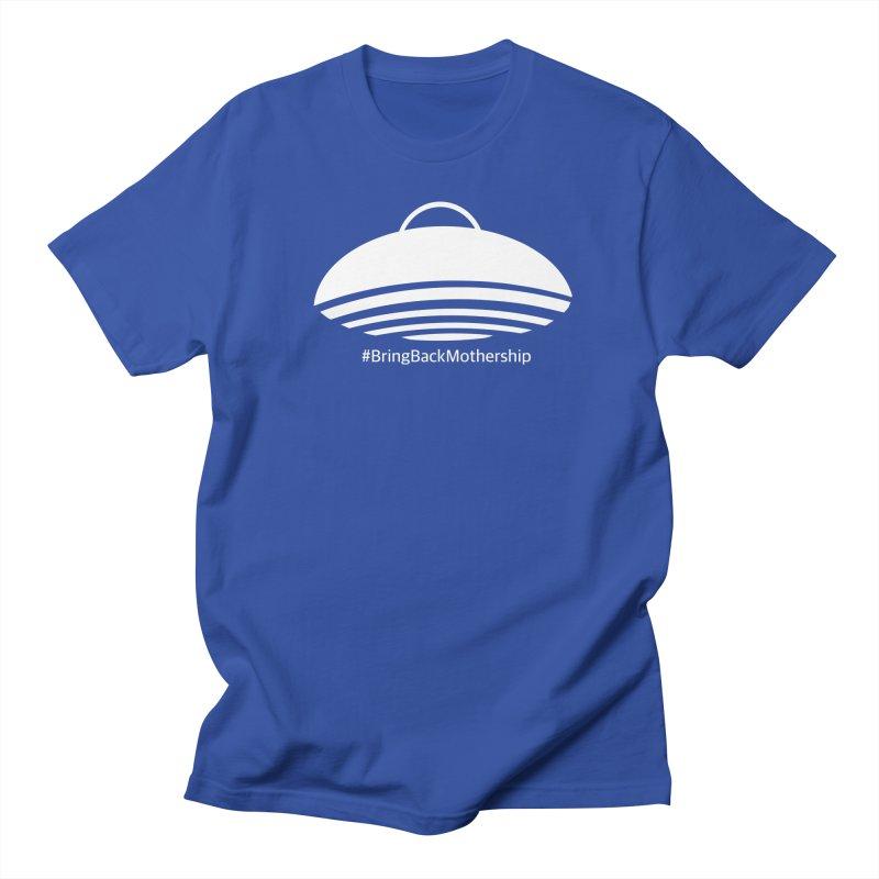Logo (White) Men's Regular T-Shirt by shipmatecollective's Artist Shop