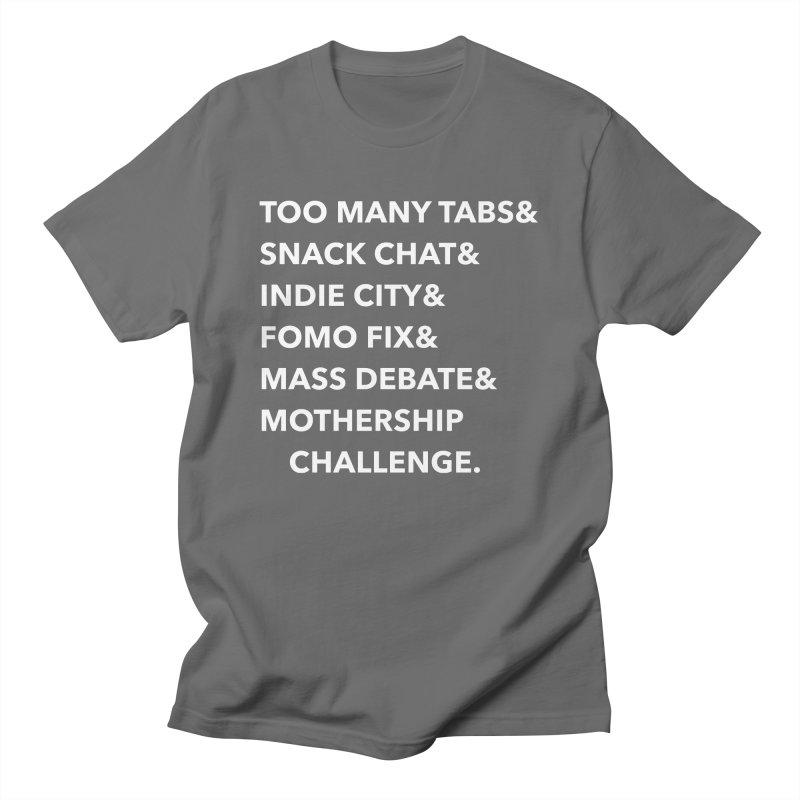 SEGMENTS 2.0 Men's T-Shirt by shipmatecollective's Artist Shop