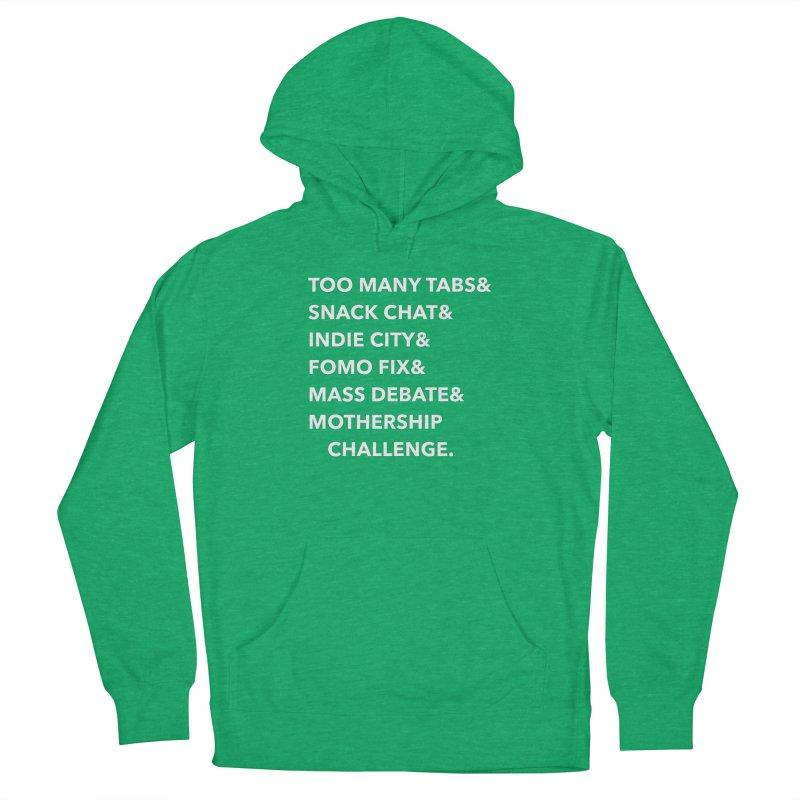 SEGMENTS 2.0 Men's Pullover Hoody by shipmatecollective's Artist Shop