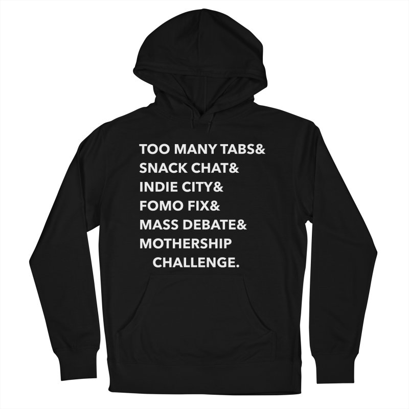 SEGMENTS 2.0 Men's French Terry Pullover Hoody by shipmatecollective's Artist Shop
