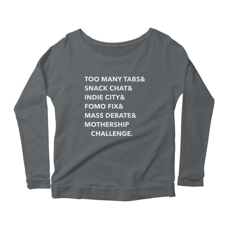 SEGMENTS 2.0 Women's Longsleeve T-Shirt by shipmatecollective's Artist Shop