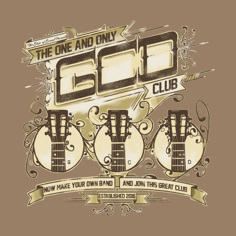 The Great Club Men's T-Shirt by JQBX Store - Listen Together