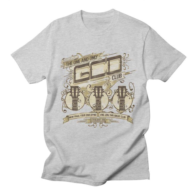 The Great Club Men's Regular T-Shirt by JQBX Store - Listen Together