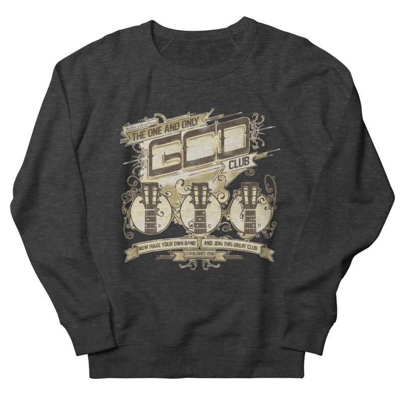 The Great Club Women's French Terry Sweatshirt by JQBX Store - Listen Together
