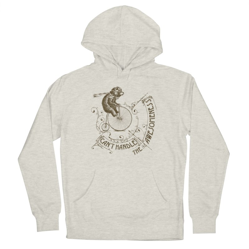 Take a walk on the awesome side Men's Pullover Hoody by JQBX Store - Listen Together
