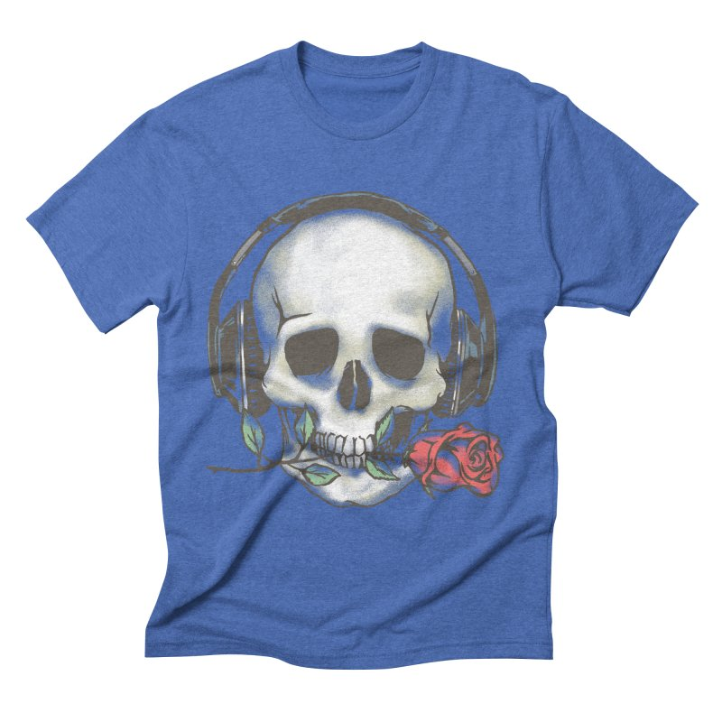 Musical Muse Men's T-Shirt by JQBX Store - Listen Together