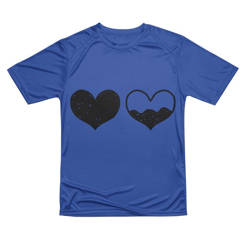 Overflow Men's Performance T-Shirt by Shirt Folk
