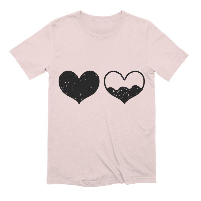 Overflow Men's Extra Soft T-Shirt by Shirt Folk