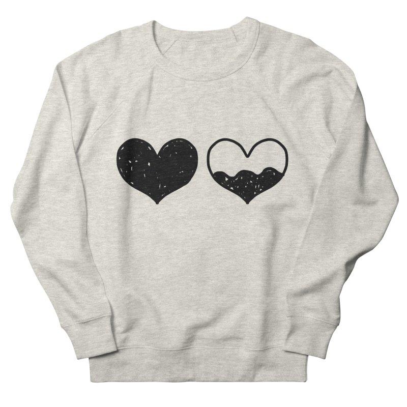 Overflow Women's French Terry Sweatshirt by Shirt Folk