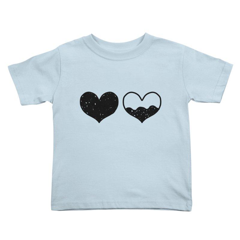 Overflow Kids Toddler T-Shirt by Shirt Folk