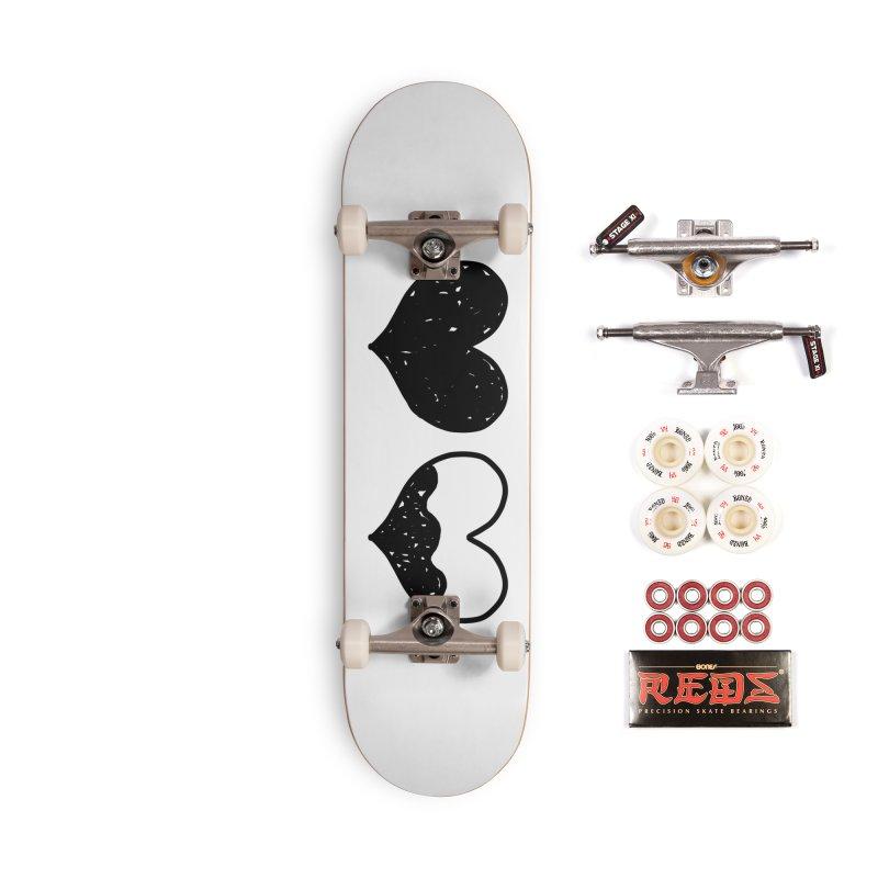 Overflow Accessories Complete - Pro Skateboard by Shirt Folk