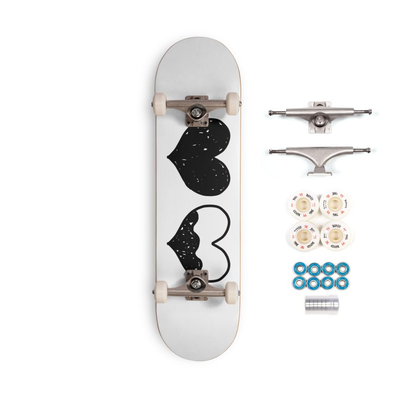 Overflow Accessories Complete - Premium Skateboard by Shirt Folk