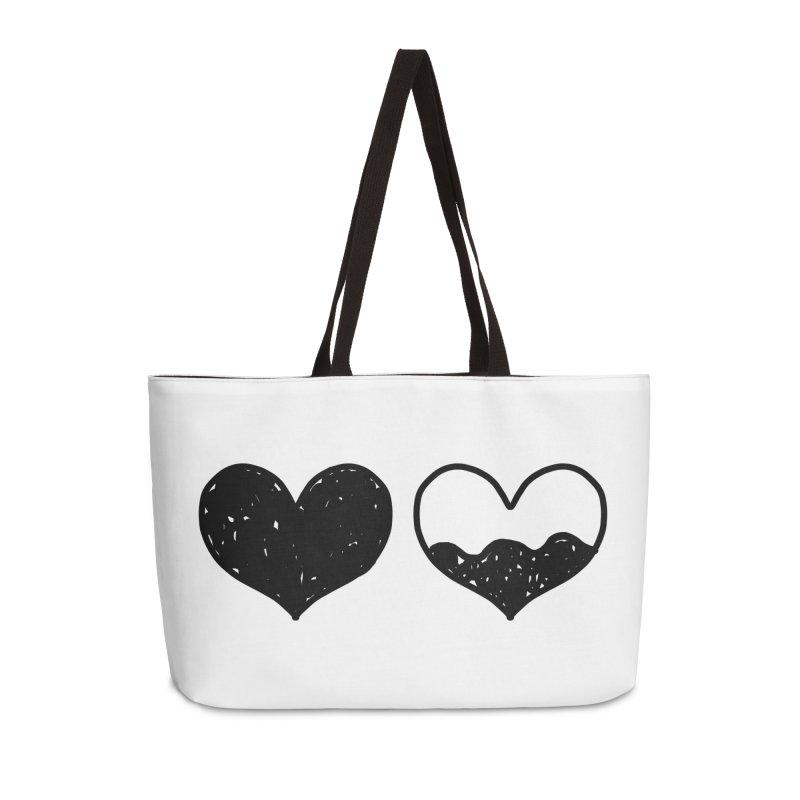 Overflow Accessories Weekender Bag Bag by Shirt Folk