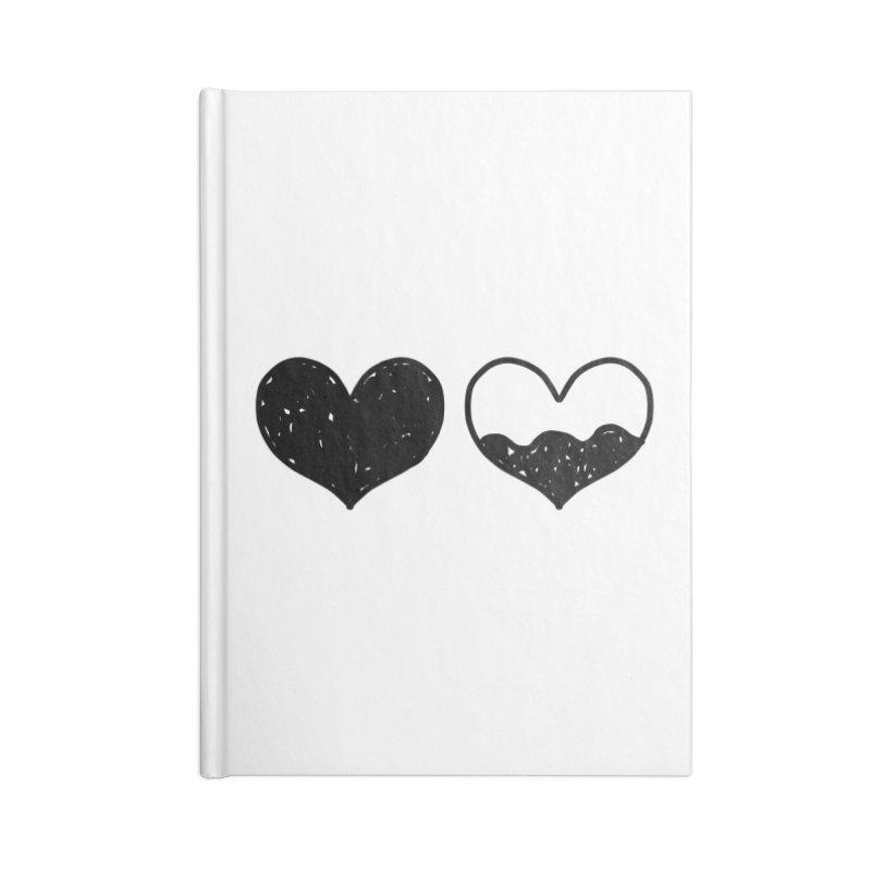 Overflow Accessories Lined Journal Notebook by Shirt Folk