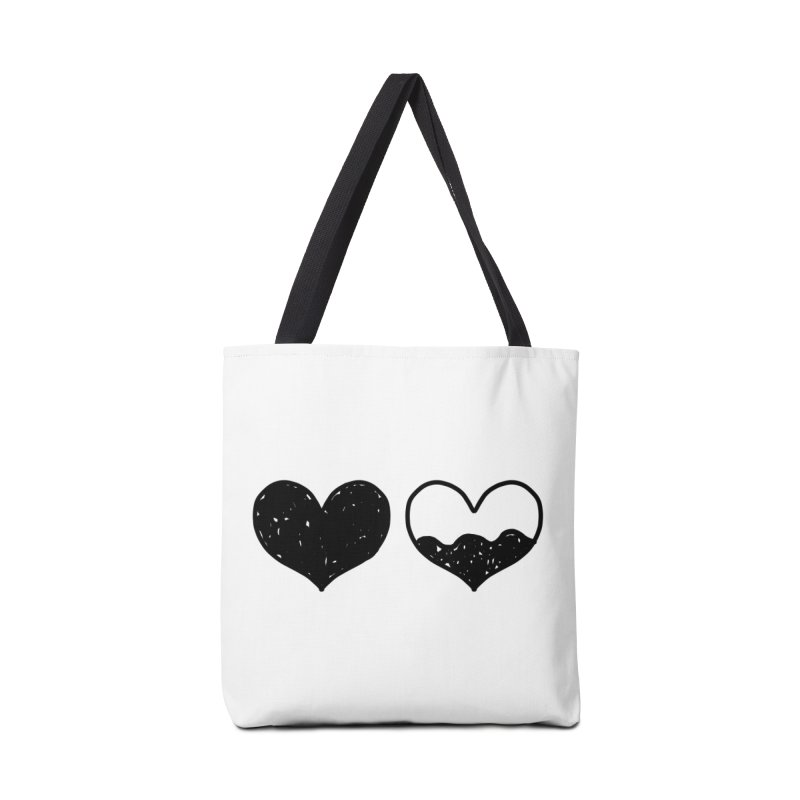Overflow Accessories Tote Bag Bag by Shirt Folk