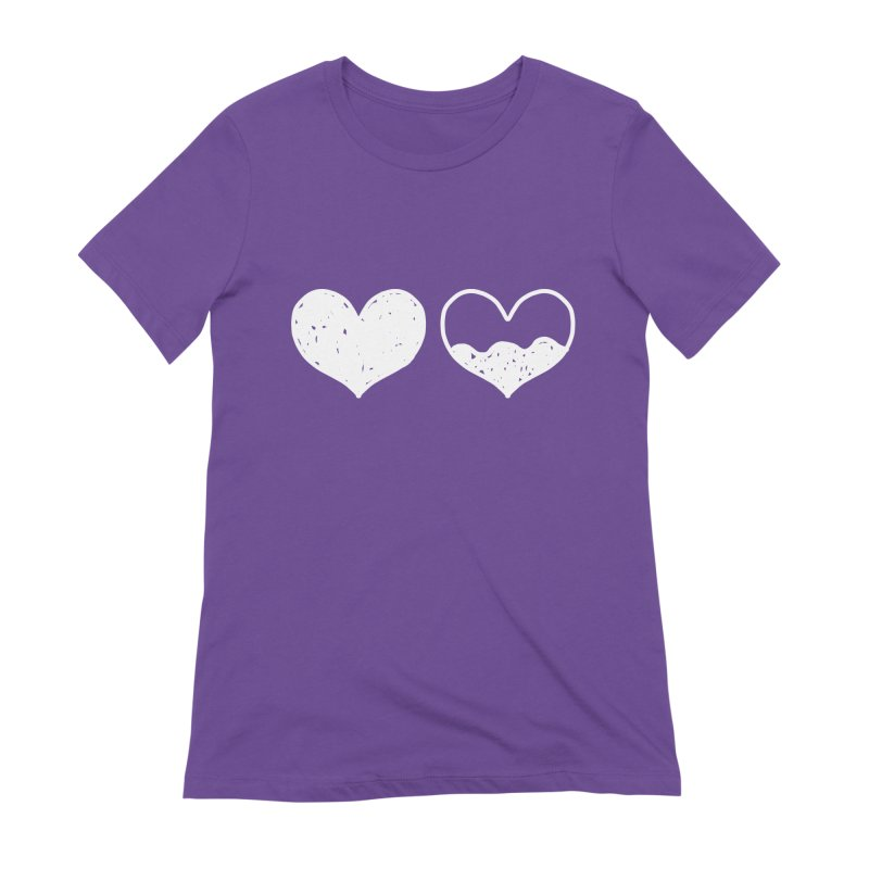 Overflow: Lights Out Edition Women's Extra Soft T-Shirt by Shirt Folk