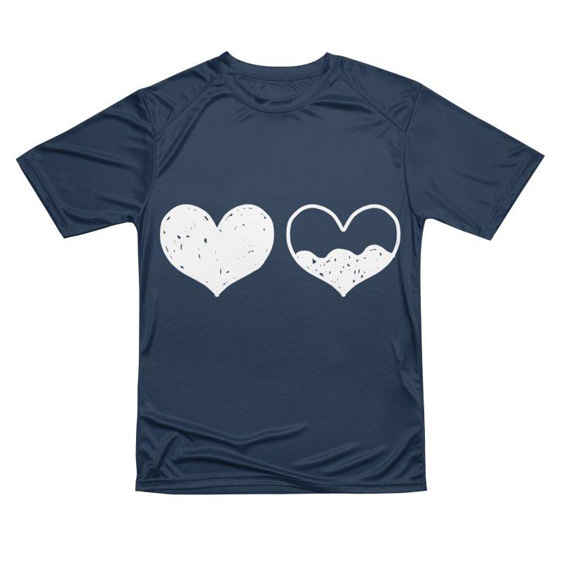 Overflow: Lights Out Edition Men's Performance T-Shirt by Shirt Folk