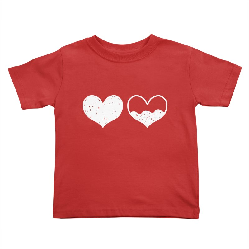 Overflow: Lights Out Edition Kids Toddler T-Shirt by Shirt Folk