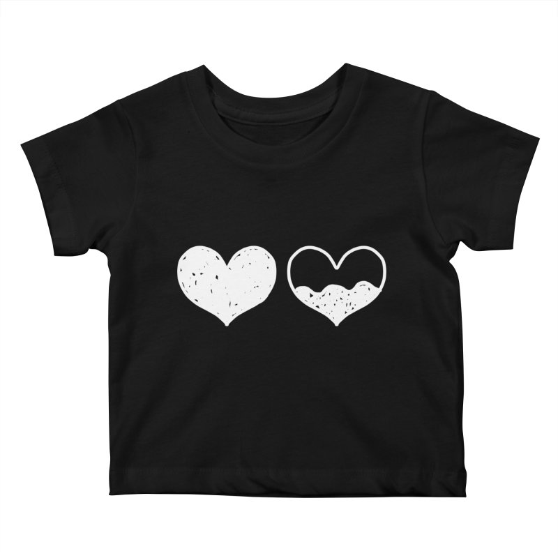 Overflow: Lights Out Edition Kids Baby T-Shirt by Shirt Folk