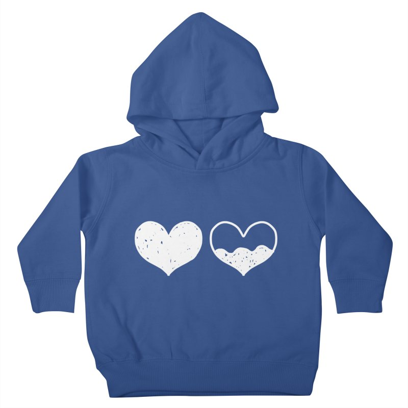 Overflow: Lights Out Edition Kids Toddler Pullover Hoody by Shirt Folk