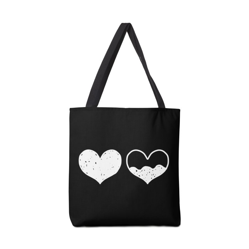 Overflow: Lights Out Edition Accessories Tote Bag Bag by Shirt Folk