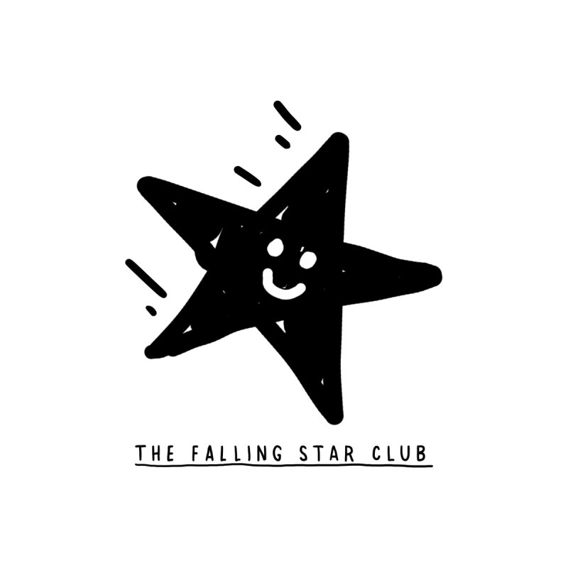 The Falling Star Club by Shirt Folk
