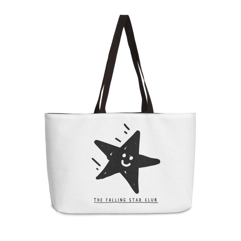 The Falling Star Club Accessories Weekender Bag Bag by Shirt Folk