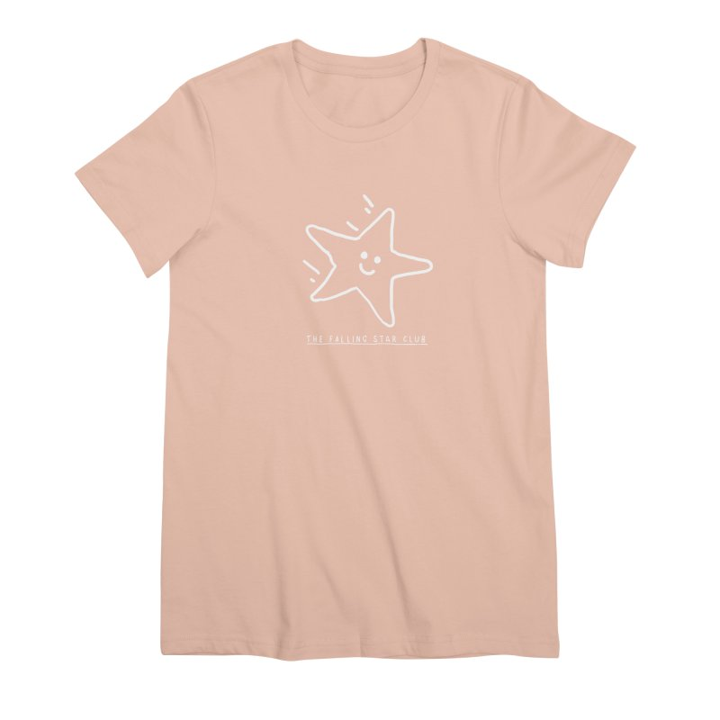 The Falling Star Club: Lights Out Edition Women's Premium T-Shirt by Shirt Folk