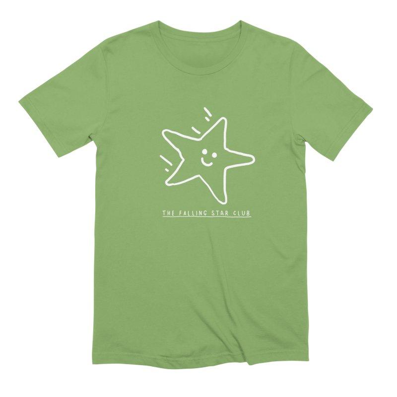 The Falling Star Club: Lights Out Edition Men's Extra Soft T-Shirt by Shirt Folk