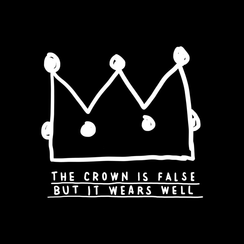 False Crown: Lights Out Edition by Shirt Folk