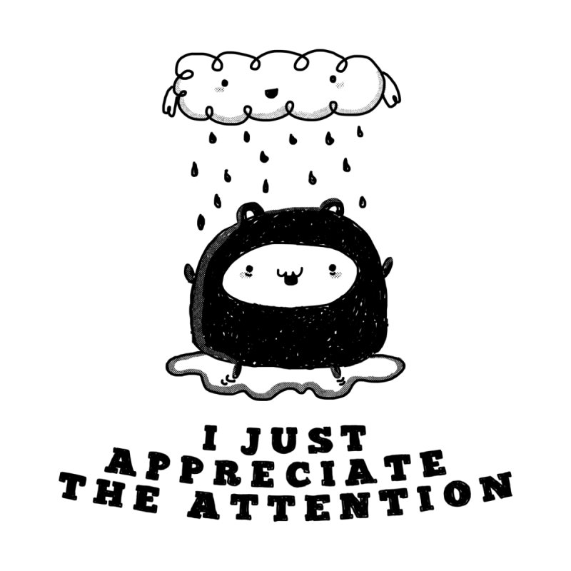 Attention! by Shirt Folk
