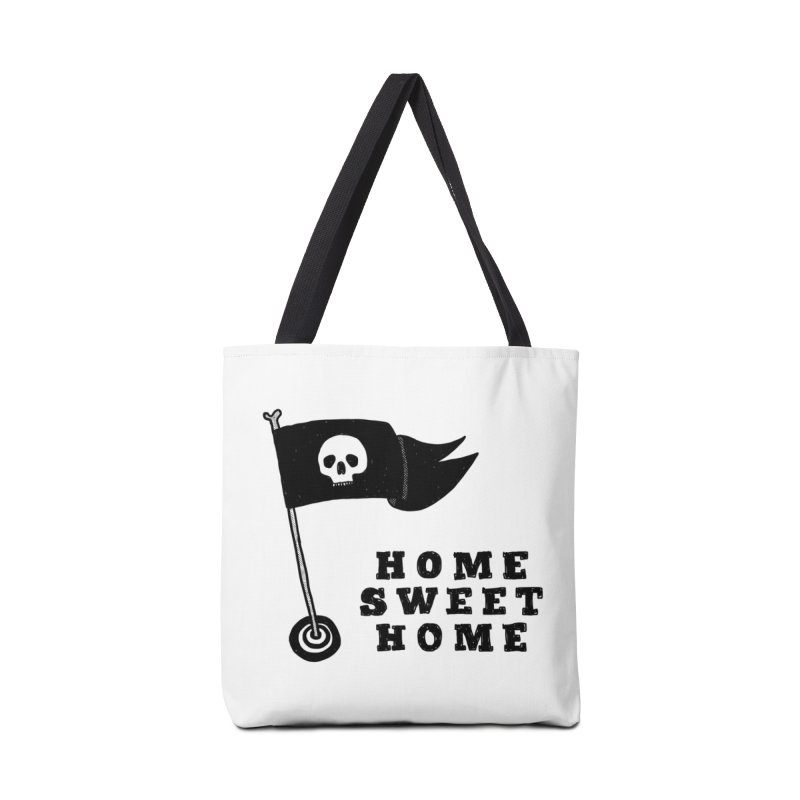 Home Sweet Home Accessories Tote Bag Bag by Shirt Folk