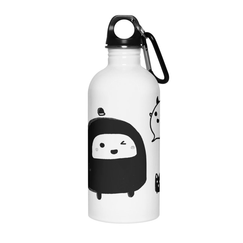 Evil Spirit? Accessories Water Bottle by Shirt Folk