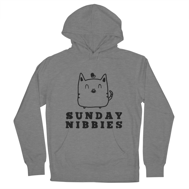 Sunday Nibbies Women's French Terry Pullover Hoody by Shirt Folk