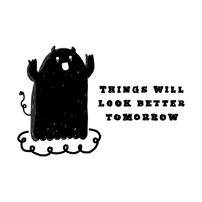 Tomorrow Women's Pullover Hoody by Shirt Folk