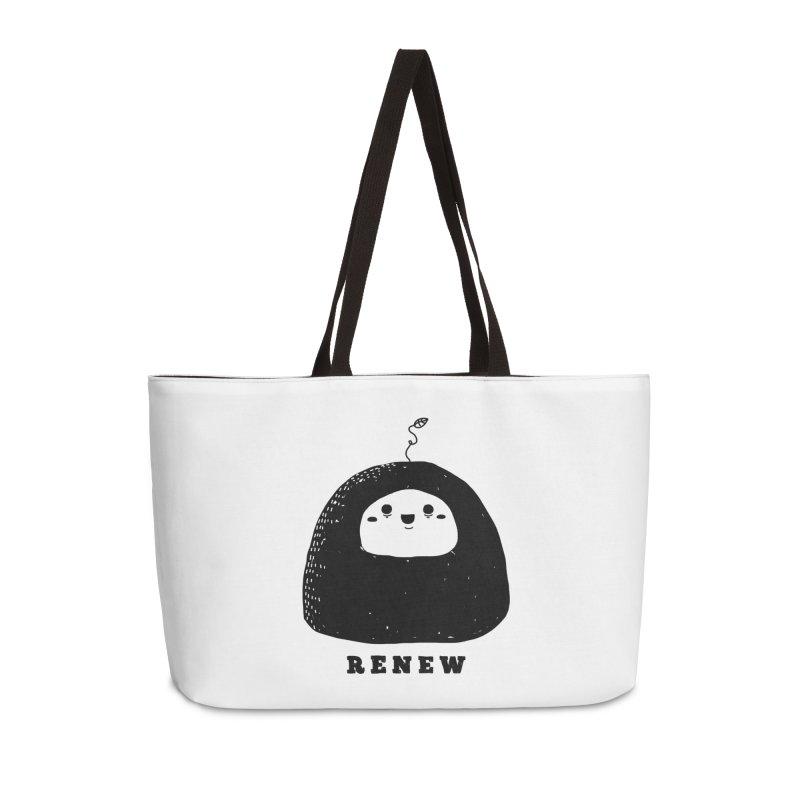 Renew Accessories Weekender Bag Bag by Shirt Folk